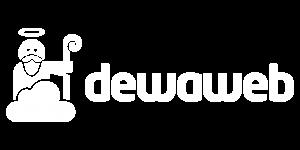 dewaweb-horizontal-logo-monochrome-white